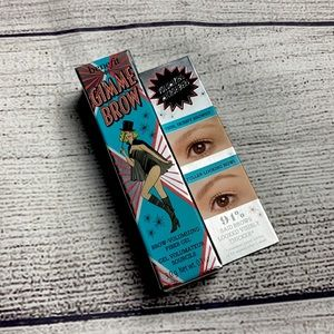 🆕 BENEFIT Gimme Brow Light Brown
